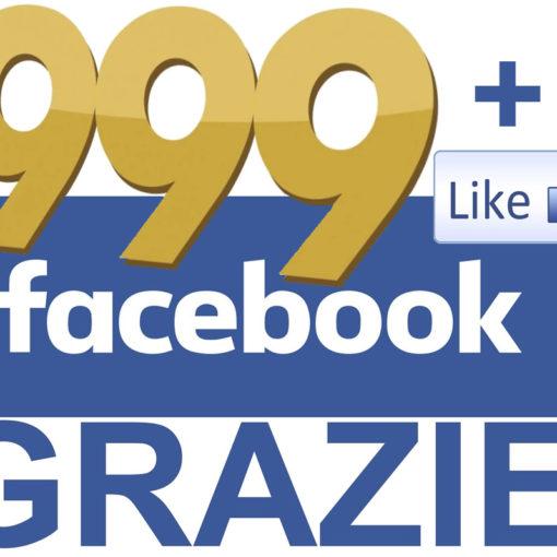 999+1 likes